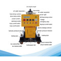 Polyurethane waterproofing spray foam insulation machine