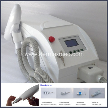 Newest Nd Yag Laser Tattoo Removal Machine