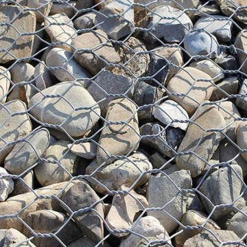 Galvanized Hexagonal Stone Gabion Cages