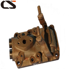 China Factory for Bulldozer Hydraulic Parts,Original Dozer Spiral Bevel Gear,Shantui Bulldozer Connector Manufacturers and Suppliers in China 195-40-11600 SD22 Shantui bulldozer steering valve ass'y export to Belarus Supplier