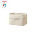 Wholesale Storage Basket factory Large Jute Toy Storage Basket Bin box