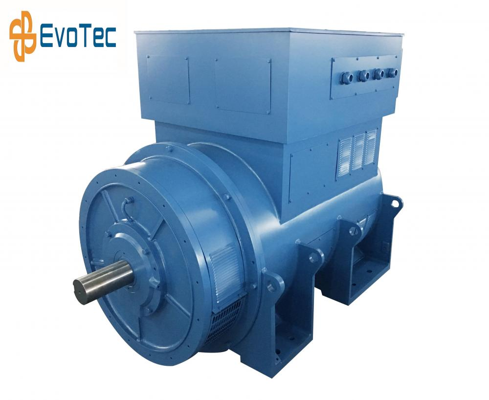 High Voltage Double Bearing AC Alternators