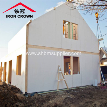 Fire-proof Magnesium Oxide Wall Panel MgO Board