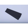 I-100% yangempela ye-carbon fiber lamoned sheet Fabric Board