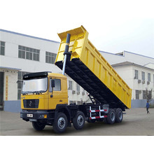 Shacman 8X4 prices for tipper truck with weichai engine shacman china heavy dump truck