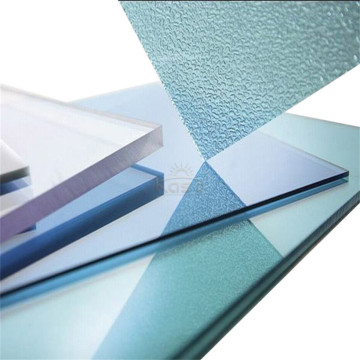Moldable Thick Uv Resistant Plastic Sheet For Window