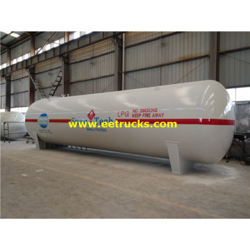 60 CBM LPG Bulk Storage Tanks