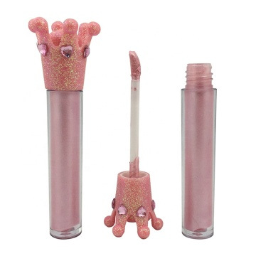 Crown Lid lipgloss Metallic Highshine Lip Gloss