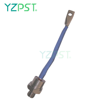 Stud standard recovery diodes 1600V