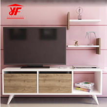 Modern Wooden Furniture Design TV Desk Stand Showcase