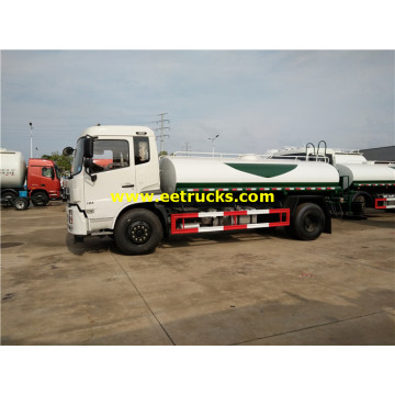 10 Ton DFAC Water Spraying Tanks