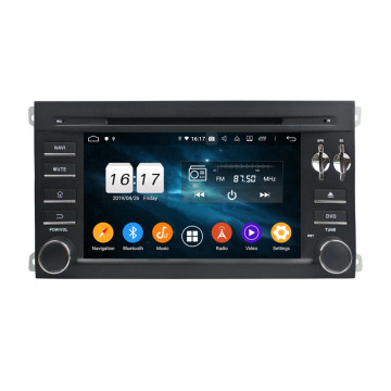 PORSCHE Cayenne Android Auto DVD Player