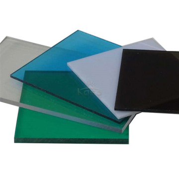 Roofing Panel Unbreakable Polycarbonate Solid Sheet