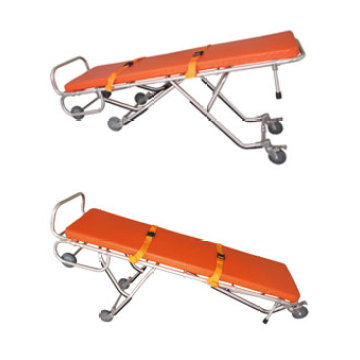 Aluminum Multifunctional Ambulance Stretcher