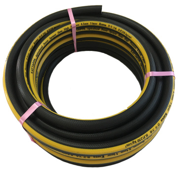 Black 5layer Spray Hose For Agricultural