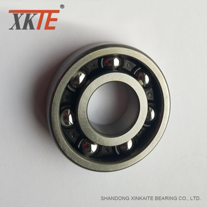Ball Bearing 6205 TNGH C3 For Idler Rolls