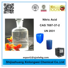Supply for Chemical Treatment Of Sand Excavation High Quality Nitric Acid 63 65 68 export to Indonesia Importers
