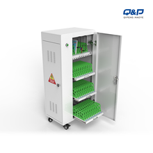 40 capacity Tablets charging cart in classroom room