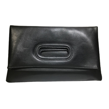 Big Capacity Portfolio PU Leather Messenger Clutch Bags
