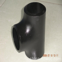 DIN carbon steel tee/High pressure welded tee
