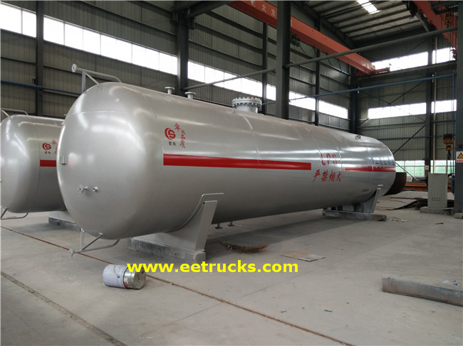10000 Gallon Propane Storage Vessels