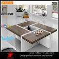 Italian Square Wood Coffee Table Plans