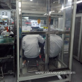 Portable Modular Clean Room for Pannel Assembly Line