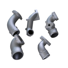 Big discounting for Aluminum Alloy Gravity Casting Parts Aluminum Casting Engine Pipe supply to Belarus Factory