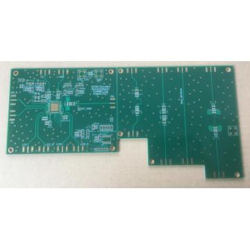 4 layer metal core printed circuit board