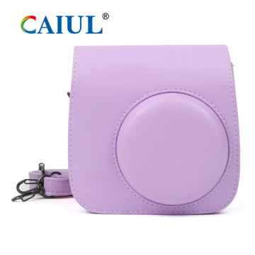 Fujifilm Instax Mini 9 Temperament Purple Camera Case