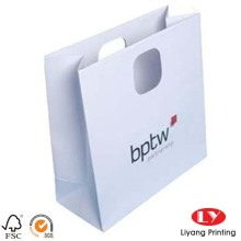 Custom Printed Gift Shopping Strong Paper Bags