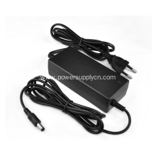 6V8A Power Adapter With AC Cable For CCTV