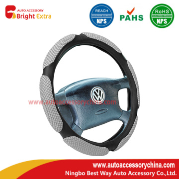 Leading for Colorful Car Polyester Steering Wheel Covers Mesh Steering Wheel Cover For Pickup Trucks export to Tonga Manufacturers
