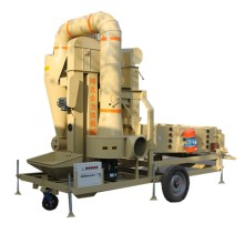 low price high quality agricultural grain seed cleaner/grain vibrating separator