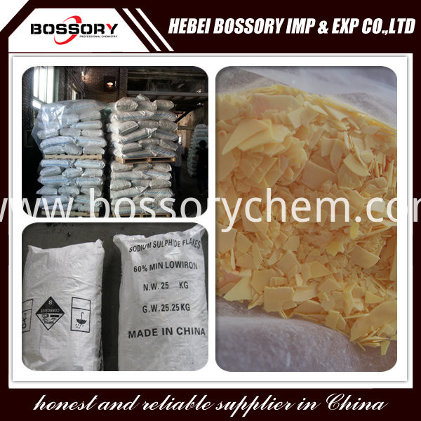 sodium sulfide packing