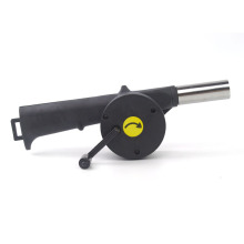 BBQ blower fan for outdoor cooking