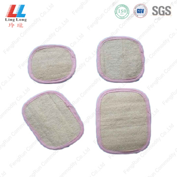 Loofah high quality foam sponge