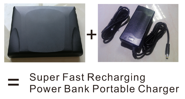 super fast recharging power bank
