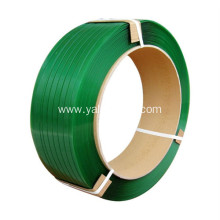New Fashion Design for Thickness Packing Material Pet Strap 16 mm green pet strapping banding roll export to Mozambique Importers