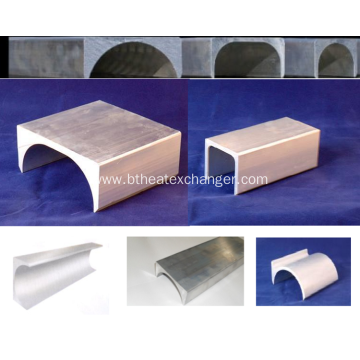 Extruded Tanks for Aluminium Plate Bar Cooler