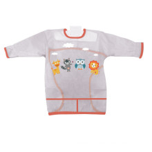 Europe style for Plastic Apron PVC Transparent Kitchen Apron For Children export to North Korea Importers