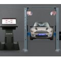 Tips for 5D Wheel Alignment