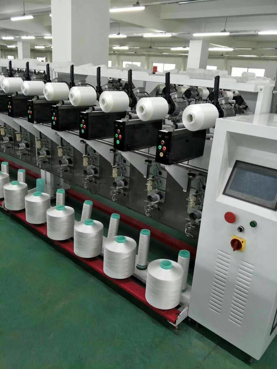 Soft Package Winder Machine