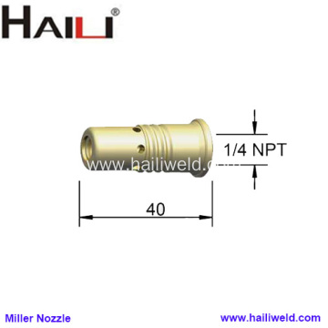Miller Tip Adapter 206195 for XR-PYthon