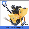 Mini benzine asfalt stoep Road Roller