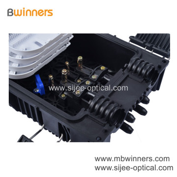 Telecom 96 Core Fiber-optic Splice Closure of Horizontal Type