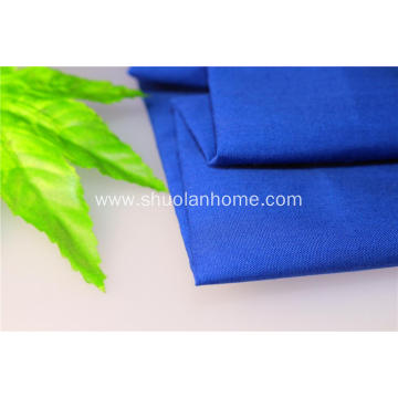 TC fabric for hospital blue color