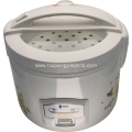 Deluxe electric rice cooker