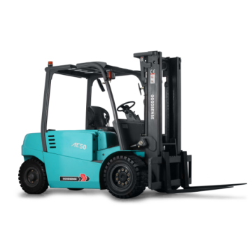 5.0 Ton Electric Forklift With Zapi Controller