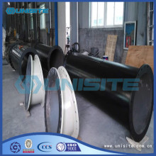 Professional factory selling for Flanges Steel Pipe Steel Exhaust Straight Pipe export to Kyrgyzstan Factory